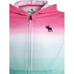 Abercrombie & Fitch CORE  Bluza rozpinana pink. Różowe bluzy dziewczęce rozpinane Abercrombie & Fitch, z bawełny. Za 169,00 zł.