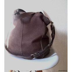 Torebki i plecaki damskie: Smoky miękka skórzana torba
