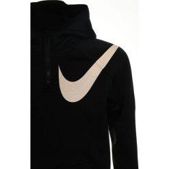 Bluzy chłopięce rozpinane: Nike Performance PLUSH Bluza z kapturem black/white