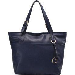 Anna Field Torba na zakupy dark blue. Niebieskie shopper bag damskie marki Anna Field. Za 149,00 zł.
