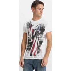 T-shirty męskie z nadrukiem: Key Largo FESTIVAL Tshirt z nadrukiem offwhite