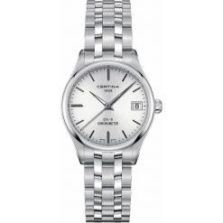 RABAT ZEGAREK CERTINA DS-8 LADY COSC CHRONOMETER C033.251.11.031.00. Szare zegarki damskie CERTINA, szklane. W wyprzedaży za 1443,20 zł.