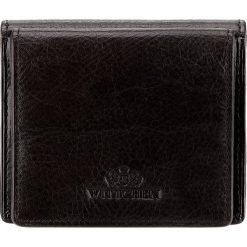 Portfel 21-1-123-1. Czarne portfele damskie marki Wittchen. Za 229,00 zł.