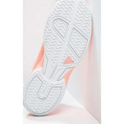 Buty sportowe damskie: adidas Performance ADIZERO CLUB  Obuwie multicourt chalk coral/footwear white/blue tint