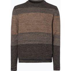 Swetry męskie: Jack & Jones - Sweter męski, beżowy