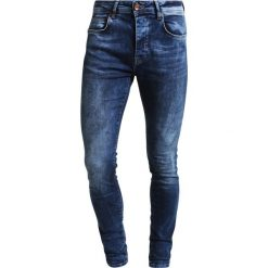 Cars Jeans DUST Jeans Skinny Fit dark used. Czarne jeansy męskie relaxed fit marki Criminal Damage. Za 249,00 zł.