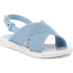 Sandały dziewczęce: Sandały ZAXY – Fashion Sandal Kids 82317 Blue 24495 AA385027 04008