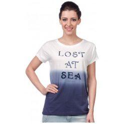 Pepe Jeans T-Shirt Damski Reese S Kremowy. Białe t-shirty damskie marki Pepe Jeans, s, z jeansu. W wyprzedaży za 119,00 zł.