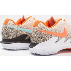 Buty trekkingowe męskie: Nike Performance AIR ZOOM VAPOR X HC Obuwie multicourt light cream/bleached aqua/black