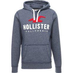 Bejsbolówki męskie: Hollister Co. CORE TECH LOGO  Bluza z kapturem navy sd/texture