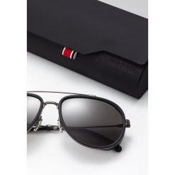 Carrera Okulary przeciwsłoneczne dark ruthen. Szare okulary przeciwsłoneczne damskie lenonki marki Carrera. Za 709,00 zł.