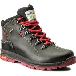 Trekkingi GRISPORT - 12905D77G Calz. Plomb Defender. Czarne buty trekkingowe damskie Grisport. W wyprzedaży za 289,00 zł.