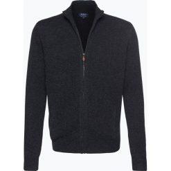 Mc Earl - Kardigan męski, szary. Szare swetry rozpinane męskie Mc Earl, m, z wełny. Za 179,95 zł.