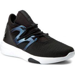 Buty Reebok - Hayasu Ltd BS5907 Black/Oil Slick/White/Vlv. Szare buty do fitnessu damskie marki Reebok, l, z dzianiny, z okrągłym kołnierzem. W wyprzedaży za 269,00 zł.