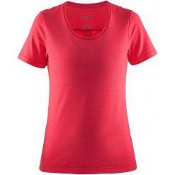 Craft Koszulka Habit Pink S. Różowe bluzki sportowe damskie marki Craft, s, z materiału. W wyprzedaży za 109,00 zł.