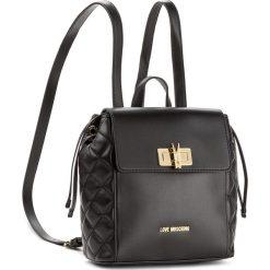 Plecaki damskie: Plecak LOVE MOSCHINO – JC4023PP15LB0000  Nero