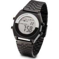 Zegarki damskie: Zegarek cyfrowy na rękę bonprix czarny