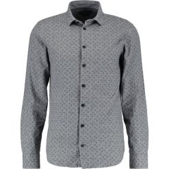 Koszule męskie na spinki: Casual Friday Koszula dark grey melange