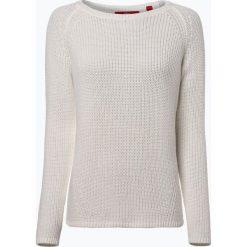 Swetry klasyczne damskie: s.Oliver Casual – Sweter damski, beżowy