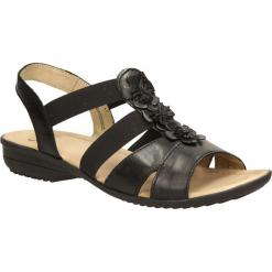 SANDAŁY CAPRICE 9-28652-24. Szare sandały damskie Caprice. Za 149,99 zł.