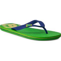Chodaki męskie: Japonki DC - Spray 303272 Lime Green/Olympian Blue (LIO)