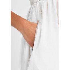 Sukienki hiszpanki: Teddy Smith REVALA Sukienka letnia middle white