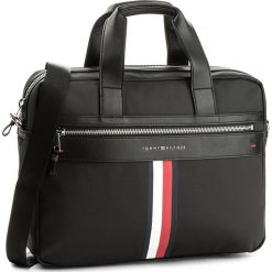 Torba na laptopa TOMMY HILFIGER - Elevated Computer Bag Cc AM0AM03223 002. Czarne plecaki męskie marki TOMMY HILFIGER. Za 599,00 zł.