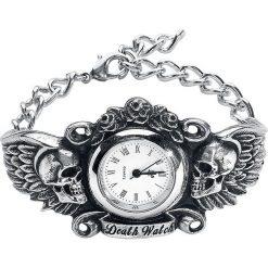 Zegarki damskie: Alchemy Gothic Heart Of Lazaru Zegarek na rękę srebrny