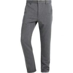 Chinosy męskie: Minimum Spodnie materiałowe dark grey melange