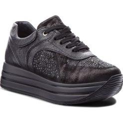 Sneakersy IGI&CO - 2146400  Nero. Czarne sneakersy damskie marki Kazar, z lakierowanej skóry. W wyprzedaży za 309,00 zł.