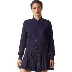 Adidas Bluza damska Collegiate granatowa r. 38 (BS4314). Szare bluzy sportowe damskie marki Adidas, l, z dresówki, na jogę i pilates. Za 329,72 zł.