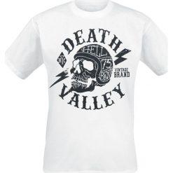 T-shirty męskie: Urban Surface Outlaw Racing T-Shirt biały