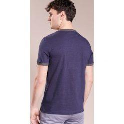 BOSS Orange TOPICAL Tshirt basic dark blue. Niebieskie koszulki polo marki Tiffosi. Za 249,00 zł.
