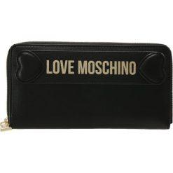 Portfele damskie: Love Moschino Portfel black