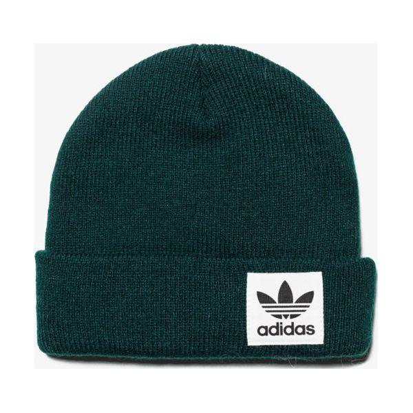 lepszy sklep z wyprzedażami najlepsza cena Adidas Czapka Zimowa High Bean Ie , zielony, rozmiar ONE-SIZE