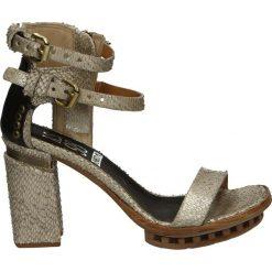 Sandały damskie: Sandały - 949002 GRA-CH