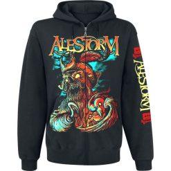 Alestorm Get Drunk Or Die Bluza z kapturem czarny. Czarne bluzy męskie rozpinane Alestorm, xxl, z kapturem. Za 184,90 zł.