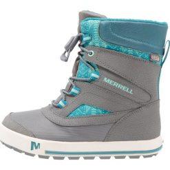 Merrell SNOW BANK 2.0 WTRPF Śniegowce grau. Buty zimowe damskie marki Merrell. W wyprzedaży za 246,75 zł.