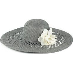 Kapelusz damski Ascot szary. Szare kapelusze damskie marki Art of Polo. Za 45,72 zł.