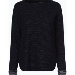 S.Oliver Casual - Damska bluza nierozpinana, niebieski. Niebieskie bluzy damskie s.Oliver Casual, s, w paski. Za 119,95 zł.