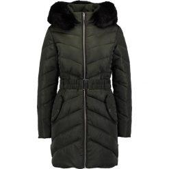 Dorothy Perkins LUXE BELTED PADDED MOVE ON Płaszcz zimowy khaki. Brązowe płaszcze damskie zimowe marki Dorothy Perkins, z materiału. W wyprzedaży za 258,30 zł.