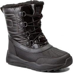 Buty zimowe chłopięce: Śniegowce GEOX – J Orizont B G. Abx E J642BE 0FU50 C9999 Black
