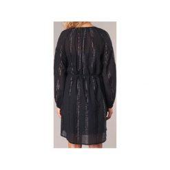 Sukienki krótkie Scotch   Soda  DRAGUO. Sukienki małe czarne Scotch & Soda, l, z krótkim rękawem. Za 399,20 zł.