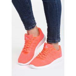 Pomarańczowe Buty Sportowe Should I?. Brązowe buty sportowe damskie marki NEWFEEL, z gumy. Za 99,99 zł.
