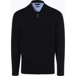 Andrew James - Kardigan męski, niebieski. Niebieskie swetry rozpinane męskie Andrew James, m, z bawełny. Za 169,95 zł.