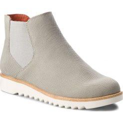 Sztyblety TAMARIS - 1-25300-20 Cloud 227. Szare buty zimowe damskie marki Tamaris, z materiału, z okrągłym noskiem. W wyprzedaży za 189,00 zł.