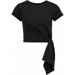 Free People SEEKER Tshirt z nadrukiem black. Czarne t-shirty damskie Free People, l, z nadrukiem, z bawełny. W wyprzedaży za 149,25 zł.