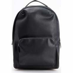 Plecak z kieszenią na laptopa - Czarny. Czarne plecaki męskie Reserved. Za 159,99 zł.