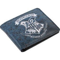 Portfele męskie: Harry Potter Hogwarts Portfel czarny