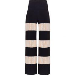 Odzież damska: Norma Kamali Spodnie treningowe black
